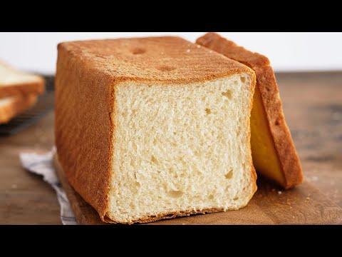 Тостовый хлеб 🍞 Лучший хлеб для тостов / пшеничный хлеб в духовке