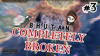 HoI4 - Millennium Dawn: Modern Day Mod - COMPLETELY BROKEN BHUTAN #3
