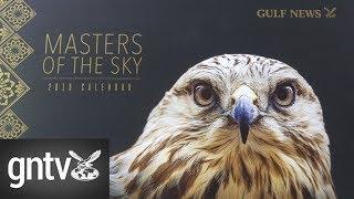 Gulf News Calendar 2019 - Masters of the sky