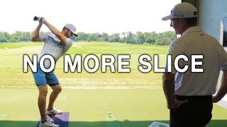 HOW TO FIX YOUR DRIVER SLICE | Brodie Smith & Cameron McCormick