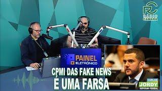 A CPMI das Fake News é uma farsa - Entrevista Rádio Câmara