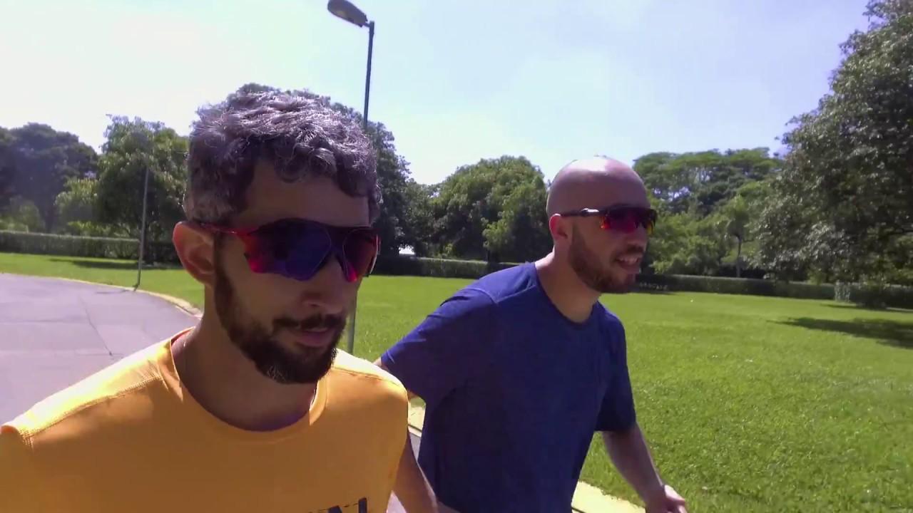 ce3398563 Por que correr de óculos - A primeira experiência - YouTube