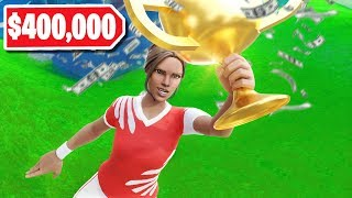 How I Won $400,000 Fortnite Tournament... (Feat. Ghost Aydan & Ghost Assault + Ghost Sean)