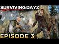 Let's Survive DayZ Standalone Gameplay PART 3 - Fresh Spawn Struggles