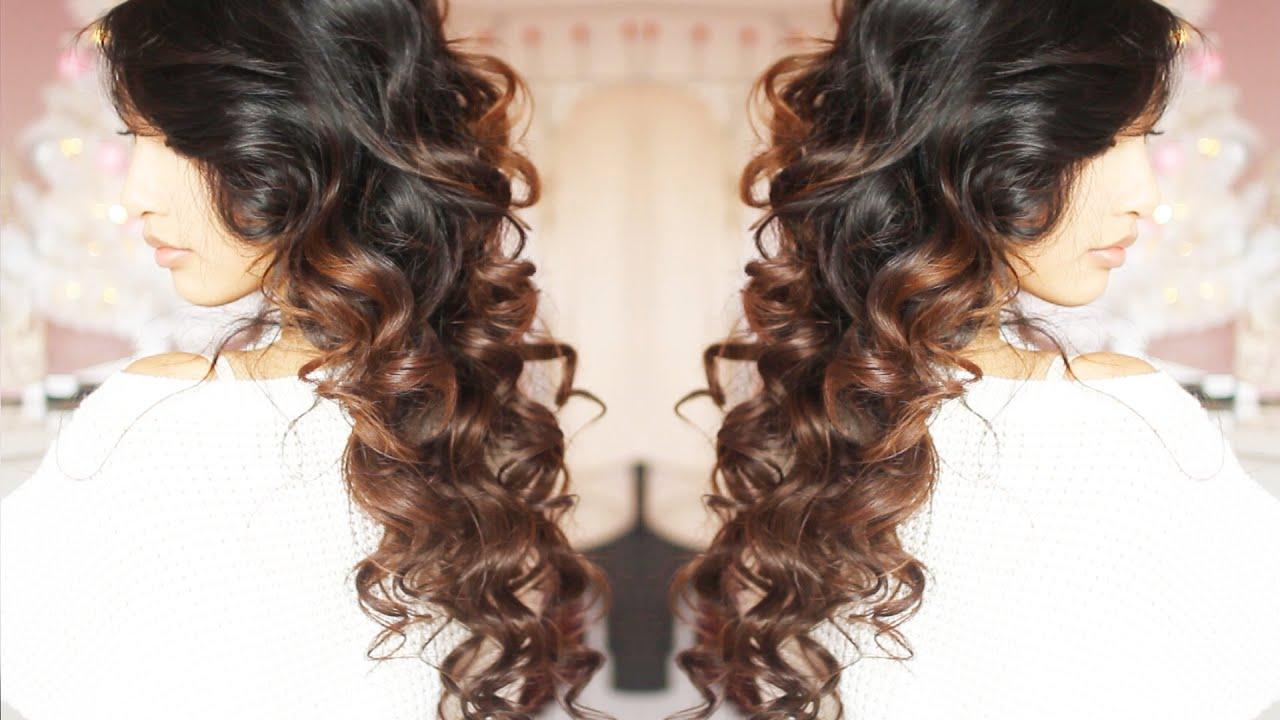 Heatless Curls Overnight Bendy Rollers Flexi Rods