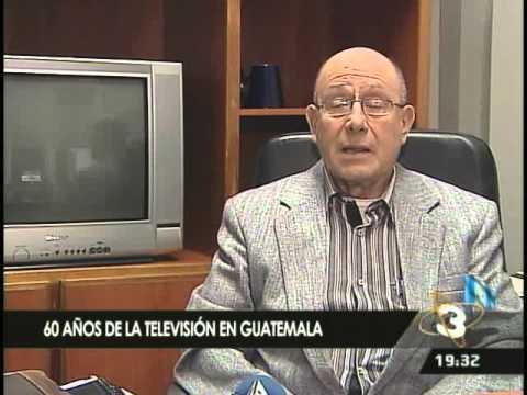 La televisión en Guatemala
