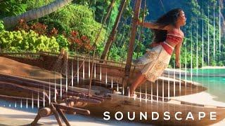 'How Far I'll Go' Soundscape Edit (4K)