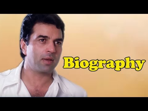 Dharmendra - Biography