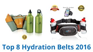 8 Best Hydration Belts 2016