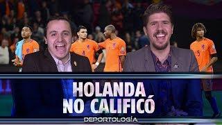 HOLANDA  NO CALIFICÓ - DEPORTOLOGÍA