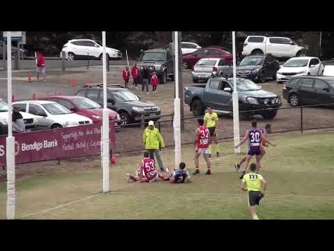 Rd 4 Modewarre Goals vs Ocean Grove