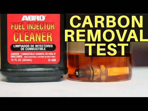 ABRO FUEL INJECTOR CLEANER CARBON REMOVAL TEST & REVIEW ON YAMAHA FZ 25 | FUEL ADDITIVE TEST