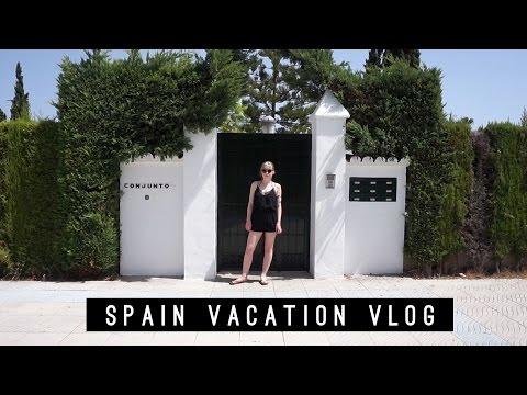 SPAIN VACATION VLOG | marbella