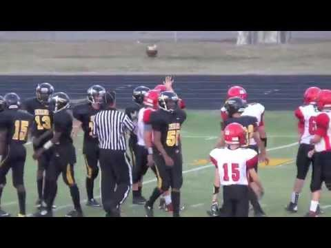 Dexter Bearcat Football (8th) vs Kennett