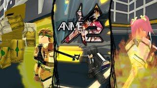 KIRITO, DIO, AND STELLA SHOWCASE!! | Roblox: Anime Cross 2