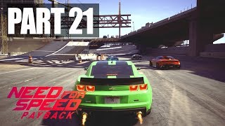 Need for Speed Payback Gameplay Walkthrough Part 21 - ONE PERCENT CLUB (NFS Payback 2017)
