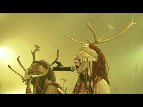 Heilung | LIFA - Krigsgaldr LIVE (no sore throat edit)
