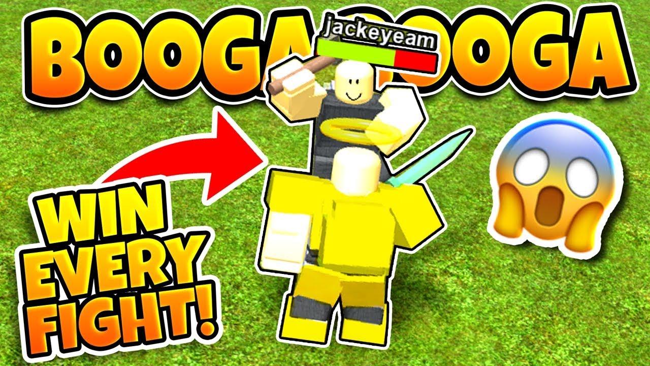 Booga booga tips and tricks