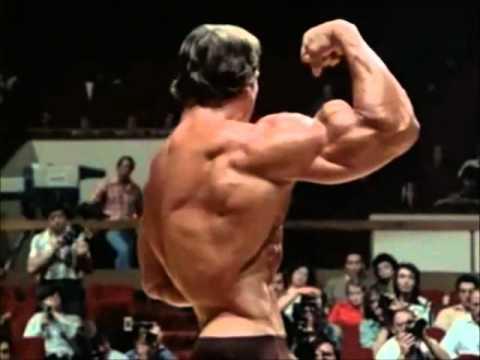 Arnold Schwarzenegger Mr. Olympia 1975 + Book Link - YouTube