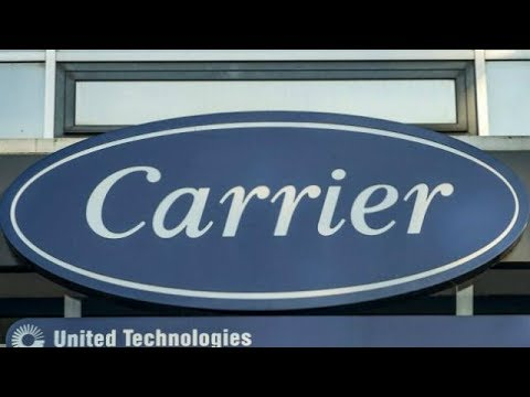 Carrier Lays Of Hundreds Despite Tax Cut, Special Deal