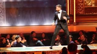 Tony Awards Dress Rehearsal, Hugh Jackman - June 8, 2014