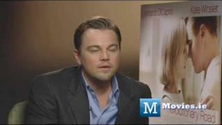 Leonardo DiCaprio Irish interview for Revolutionary Road