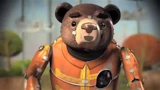 Best Animation Short Film 2016 Oscar Winer Bear Story