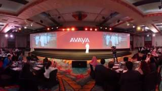 AVAYA Engage in 360 - The vision of Dubai - Farid Farouq CIO of Dubai World Trade Centre