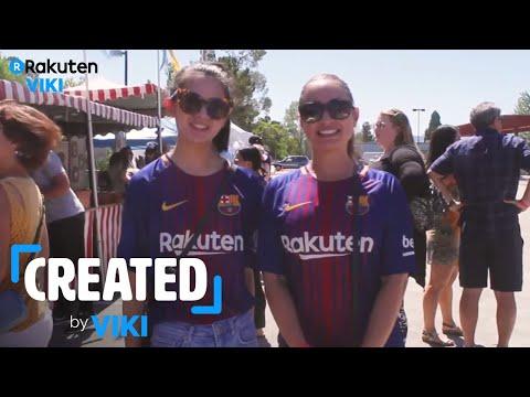 FC Barcelona x Rakuten Carnival | Viki Life