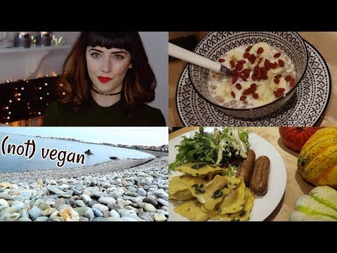 Lactose Intolerant (But Not Vegan) | Food Diary Friday | Melanie Murphy