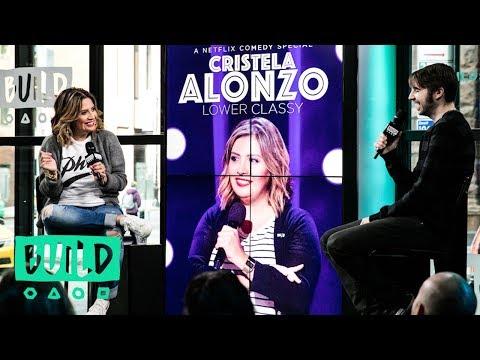 "Cristela Alonzo Discusses ""Lower Classy"""