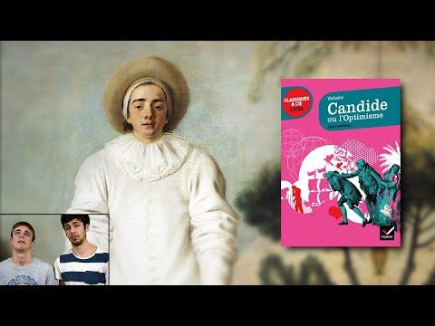 Candide (Voltaire) - résumé et analyse en Draw My Life