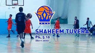 wildcards basketball shaheem tuvera pg 2000 born