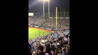 Tokyo Yakult Swallows Baseball Game