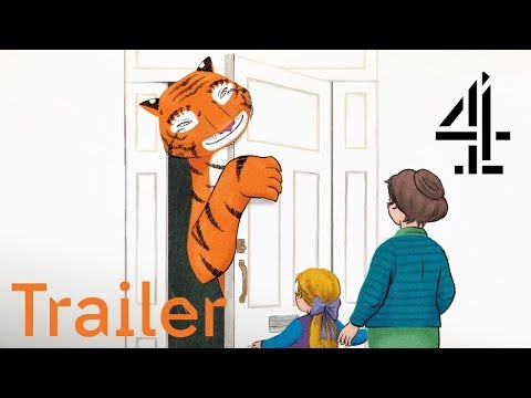 Brand New | The Tiger Who Came To Tea | Christmas Eve At 7.30pm | Based On The Book By Judith Kerr