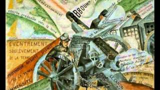 Alfredo Casella: Pagine di Guerra (versione orchestrale) Op.25b (1918)
