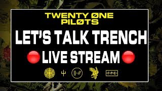 Let's Talk TRENCH | TØP Live-Stream #1 | Stolen Potential