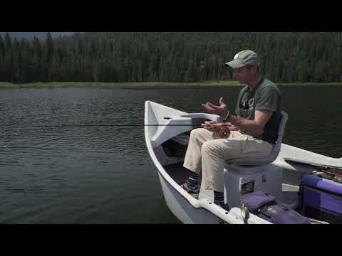 S3 E10 How To Fish Nymphs In A Lake Video