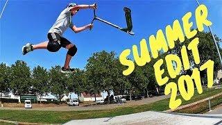 Summer Edit 2K17 / Damien Mouftier