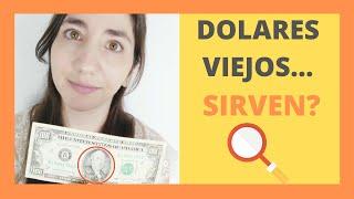 DOLARES FUERA DE CIRCULACION, DOLARES VIEJOS, sirven?? | Giselle Colasurdo