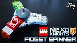 LEGO Nexo Knights Fidget spinner #GeekBrick