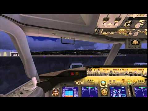 FSX Live! Random Flights in the King Air