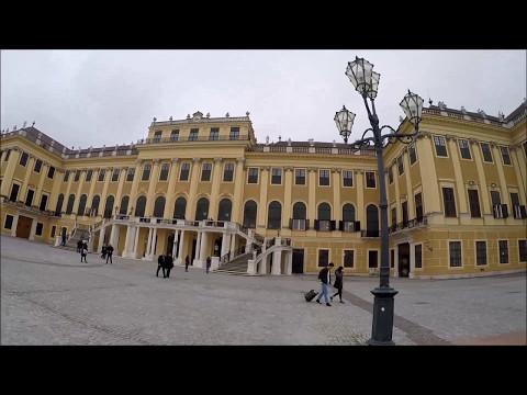 Vienna - Austria - Schonbrunn Palace - Schonbrunn Gardens - Tiergarten Schoenbrunn Zoo
