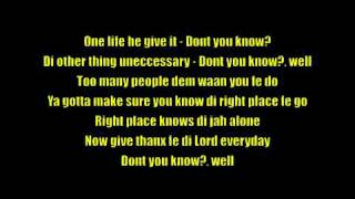 Dont you know - Mo Boucher