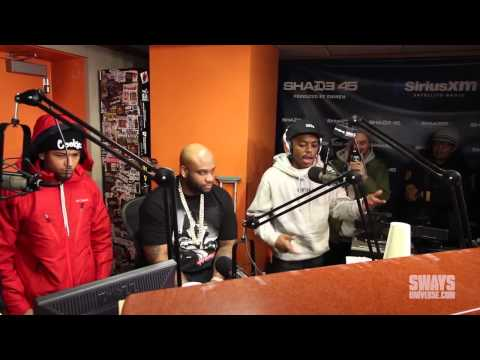 Boogie Freestyle on Sway in the Morning Shade 45