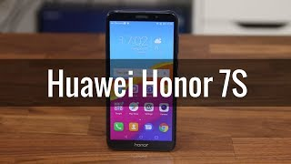 Huawei Honor 7S - $110 Android Smartphone with a Surprise Feature