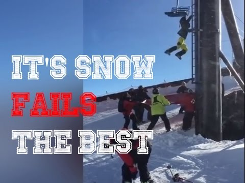 Download Youtube: Snow fails compilation [FailForceOne]