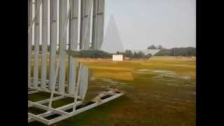 Cricket khelo - Greater Noida Sport Complex - Event - Feb 2014 By FlagBits