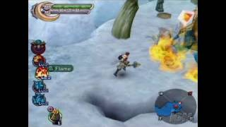 Shining Force Neo PlayStation 2 Gameplay - Magical