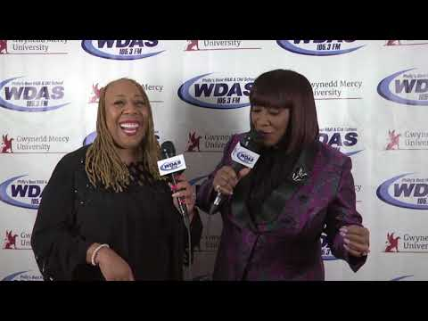 Patti Labelle Interview at 2018 Women of Excellence